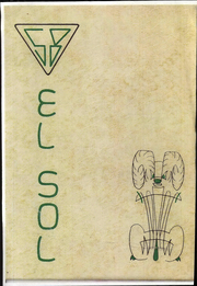 Page 1, 1958 Edition, Rancho High School - El Sol Yearbook (Las Vegas, NV) online yearbook collection