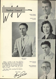 Page 16, 1958 Edition, Rancho High School - El Sol Yearbook (Las Vegas, NV) online yearbook collection