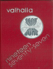 1977 Edition, Valley High School - Valhalla Yearbook (Las Vegas, NV)