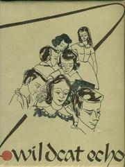 1954 Edition, Las Vegas High School - Echo Yearbook (Las Vegas, NV)