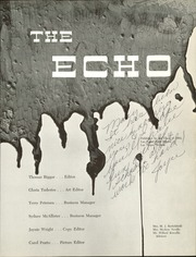 Page 5, 1963 Edition, Las Vegas High School - Echo Yearbook (Las Vegas, NV) online yearbook collection