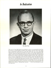 Page 12, 1965 Edition, Las Vegas High School - Echo Yearbook (Las Vegas, NV) online yearbook collection