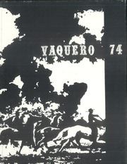 Page 1, 1974 Edition, Chaparral High School - Vaquero Yearbook (Las Vegas, NV) online yearbook collection