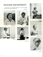 Page 16, 1974 Edition, Chaparral High School - Vaquero Yearbook (Las Vegas, NV) online yearbook collection