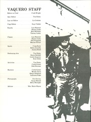 Page 6, 1974 Edition, Chaparral High School - Vaquero Yearbook (Las Vegas, NV) online yearbook collection