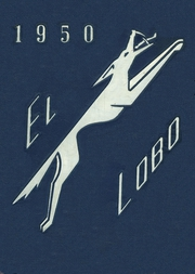 1950 Edition, Basic High School - El Lobo Yearbook (Henderson, NV)