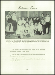 Page 112, 1955 Edition, Basic High School - El Lobo Yearbook (Henderson, NV) online yearbook collection
