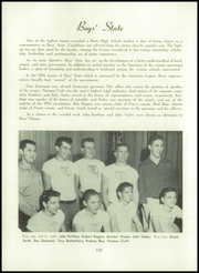 Page 116, 1955 Edition, Basic High School - El Lobo Yearbook (Henderson, NV) online yearbook collection