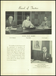 Page 12, 1955 Edition, Basic High School - El Lobo Yearbook (Henderson, NV) online yearbook collection