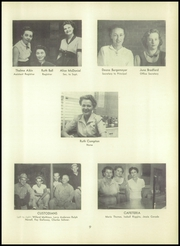 Page 13, 1955 Edition, Basic High School - El Lobo Yearbook (Henderson, NV) online yearbook collection