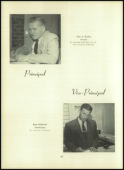 Page 14, 1955 Edition, Basic High School - El Lobo Yearbook (Henderson, NV) online yearbook collection