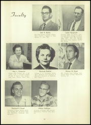Page 15, 1955 Edition, Basic High School - El Lobo Yearbook (Henderson, NV) online yearbook collection