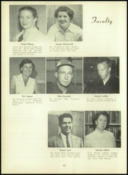Page 16, 1955 Edition, Basic High School - El Lobo Yearbook (Henderson, NV) online yearbook collection