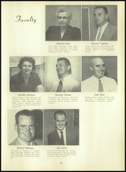 Page 17, 1955 Edition, Basic High School - El Lobo Yearbook (Henderson, NV) online yearbook collection