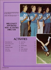 Page 12, 1981 Edition, Basic High School - El Lobo Yearbook (Henderson, NV) online yearbook collection