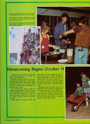 Page 16, 1981 Edition, Basic High School - El Lobo Yearbook (Henderson, NV) online yearbook collection
