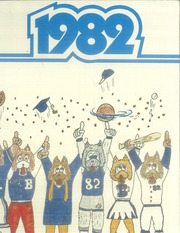1982 Edition, Basic High School - El Lobo Yearbook (Henderson, NV)