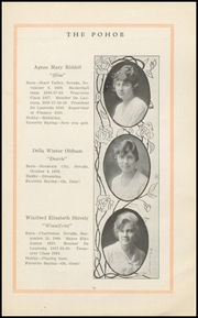 Page 13, 1919 Edition, Elko High School - Pohob Yearbook (Elko, NV) online yearbook collection