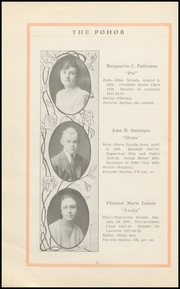 Page 14, 1919 Edition, Elko High School - Pohob Yearbook (Elko, NV) online yearbook collection