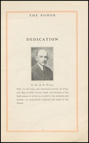 Page 7, 1919 Edition, Elko High School - Pohob Yearbook (Elko, NV) online yearbook collection
