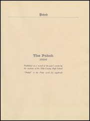 Page 5, 1924 Edition, Elko High School - Pohob Yearbook (Elko, NV) online yearbook collection