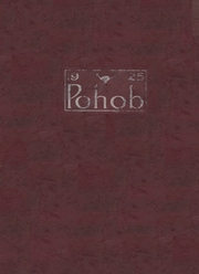 Page 1, 1925 Edition, Elko High School - Pohob Yearbook (Elko, NV) online yearbook collection