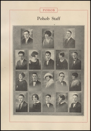 Page 14, 1925 Edition, Elko High School - Pohob Yearbook (Elko, NV) online yearbook collection
