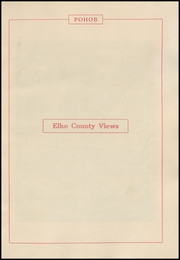 Page 9, 1925 Edition, Elko High School - Pohob Yearbook (Elko, NV) online yearbook collection