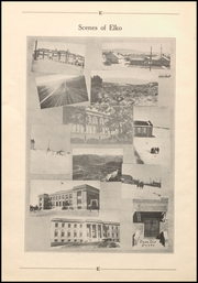 Page 12, 1930 Edition, Elko High School - Pohob Yearbook (Elko, NV) online yearbook collection
