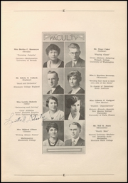 Page 15, 1930 Edition, Elko High School - Pohob Yearbook (Elko, NV) online yearbook collection