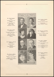 Page 16, 1930 Edition, Elko High School - Pohob Yearbook (Elko, NV) online yearbook collection