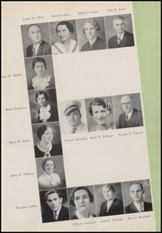 Page 11, 1937 Edition, Elko High School - Pohob Yearbook (Elko, NV) online yearbook collection