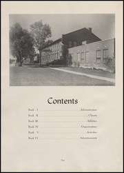 Page 6, 1948 Edition, Elko High School - Pohob Yearbook (Elko, NV) online yearbook collection