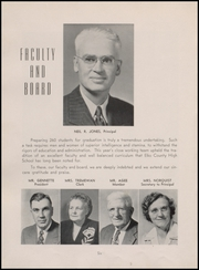 Page 10, 1950 Edition, Elko High School - Pohob Yearbook (Elko, NV) online yearbook collection