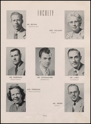 Page 11, 1950 Edition, Elko High School - Pohob Yearbook (Elko, NV) online yearbook collection