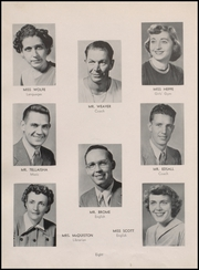 Page 12, 1950 Edition, Elko High School - Pohob Yearbook (Elko, NV) online yearbook collection