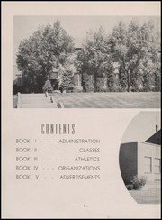 Page 6, 1950 Edition, Elko High School - Pohob Yearbook (Elko, NV) online yearbook collection