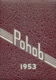 Page 1, 1953 Edition, Elko High School - Pohob Yearbook (Elko, NV) online yearbook collection