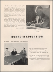 Page 12, 1953 Edition, Elko High School - Pohob Yearbook (Elko, NV) online yearbook collection