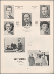 Page 14, 1953 Edition, Elko High School - Pohob Yearbook (Elko, NV) online yearbook collection