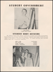 Page 15, 1953 Edition, Elko High School - Pohob Yearbook (Elko, NV) online yearbook collection