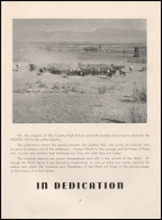 Page 7, 1953 Edition, Elko High School - Pohob Yearbook (Elko, NV) online yearbook collection