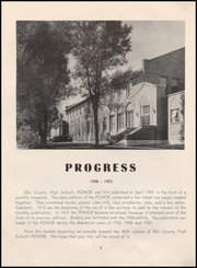 Page 8, 1953 Edition, Elko High School - Pohob Yearbook (Elko, NV) online yearbook collection