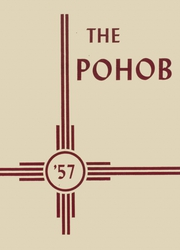 Page 1, 1957 Edition, Elko High School - Pohob Yearbook (Elko, NV) online yearbook collection