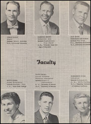 Page 14, 1957 Edition, Elko High School - Pohob Yearbook (Elko, NV) online yearbook collection