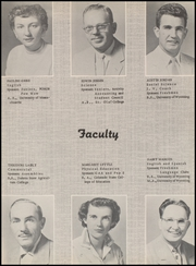 Page 15, 1957 Edition, Elko High School - Pohob Yearbook (Elko, NV) online yearbook collection