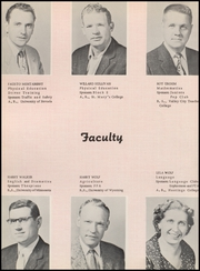 Page 16, 1957 Edition, Elko High School - Pohob Yearbook (Elko, NV) online yearbook collection