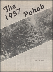 Page 7, 1957 Edition, Elko High School - Pohob Yearbook (Elko, NV) online yearbook collection