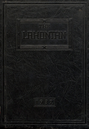 Page 1, 1932 Edition, Churchill County High School - Lahontan Yearbook (Fallon, NV) online yearbook collection