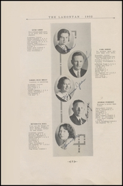 Page 16, 1932 Edition, Churchill County High School - Lahontan Yearbook (Fallon, NV) online yearbook collection